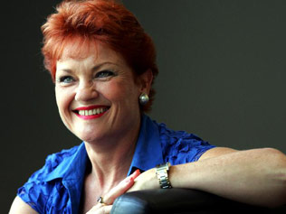 Dean Mackin from the 2SM Super Radio Network talks to Pauline Hanson