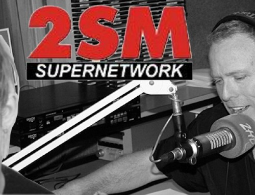 Dean Mackin filling in for Poppy Savakis on the 2SM Super Radio Network