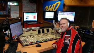 Dean Mackin in 2HD Studio